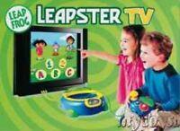 5 LEAPFROG Leapster  tv bagnoles cars dora backyardigans Tomas