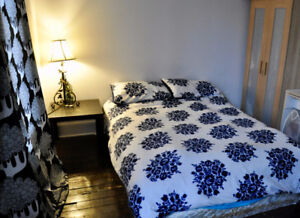 Lease transfer furnished room in shared apartment in the Village