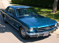 1965-Mustang; Selling my Baby!
