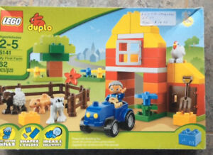 My First Farm Lego Duplo