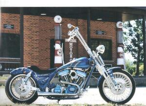 Harley Davidson-Special FXR (18K/OBO)