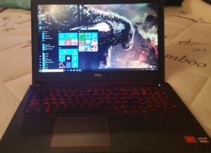 *Brand New Cond.*DELL INSPIRON 5576 Gaming Laptop/*UNDER WRNTY*