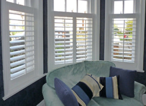 Blinds, Shutters and Shades