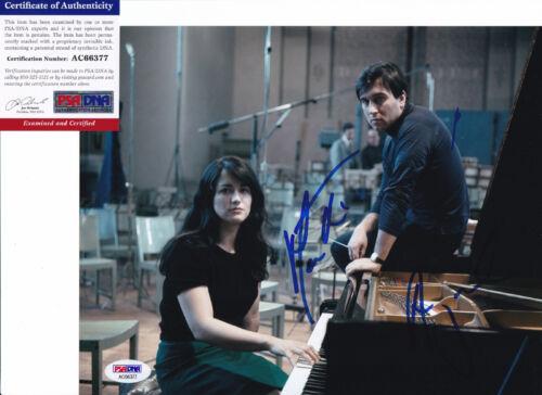 Martha Argerich Classical Pianist Signed Autograph 8x10 Photo PSA/DNA COA #3
