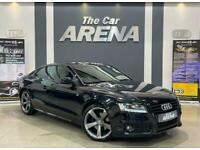 2011 Audi A5 1.8 TFSI Black Edition 2dr Coupe Petrol Manual