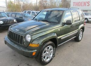 2007 Jeep Liberty Special Edition