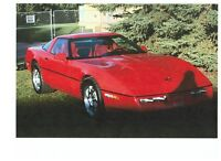 1990 Chevrolet Corvette ZR1 Coupe (2 door)