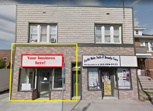 Perfect Space To Run Your Small Business - Busy St, Great Price!