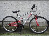 Apollo fs 26 . Apollo bike . Mens bike . Mountain bike . Boys bike . Bike