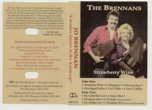 Strawberry Wine cassette wanted