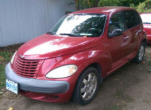 2003 Chrysler PT Cruiser Parts Car
