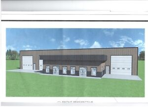 Industrial Shop and Office for Lease in Edson, AB