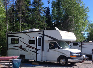 MOTORHOME FOR SALE: EXCELLENT CONDITION 2011 MODEL LOW KMS