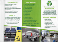 Mission Bc Office -Commercial Cleaning Services