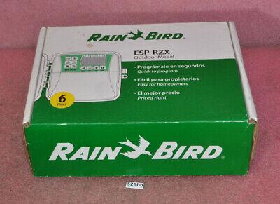 Rain Bird ESP-RZX Series 6 Station Indoor Lawn Sprinkler Control RZX6-120V.