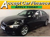 BMW 320 2.0TD d Efficient Dynamics 2013MY d EfficientDynamics FROM £72 PER WEEK