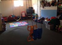 Openings for summer childcare in Hampton