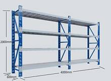 NEW HD Tyre Racking Garage Storage Warehouse Shelf Shelving Sunnybank Brisbane South West Preview