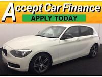 BMW 116 2.0TD 2012MY d Sport FROM £53 PER WEEK!
