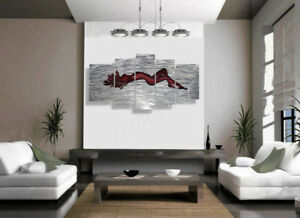 "HUGE wall art ""Despacito"" Painting modern home decor aluminumThe"