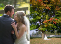 serv45% OFF WEDDING PHOTO $700 & VIDEO $800 ALL $1500 OR CHOOSE