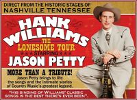 HANK WILLIAMS - THE LONESOME TOUR