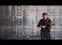 Offering Violin Lessons (classical to Jazz & country, improv)