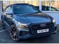 2018 Audi Q8 TDI QUATTRO S LINE Auto ESTATE Diesel Automatic