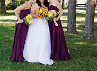 Bridesmaid Dresses size 8, and 10