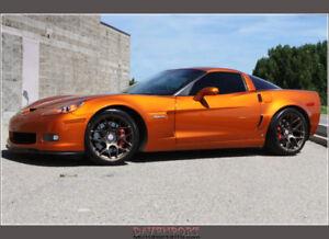 Corvette Z06 -- 2009 & Newer