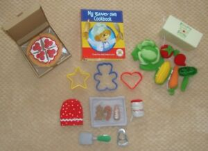 BUILD A BEAR FOOD ACCESSORIES $10 FOR EVERYTHING