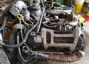 Diesel 6.0 Engine of 2003 Ford F350