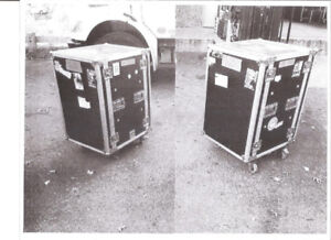 Lou Reed Flight Cases