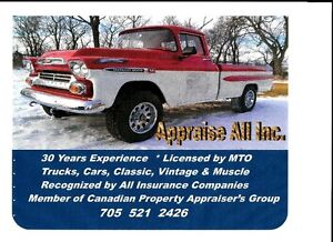 MTO USED CAR APPRAISALS  MOBILE