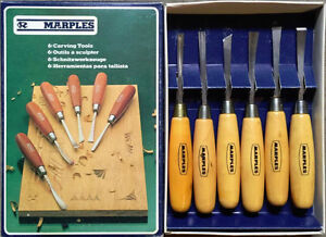 New Carving tools