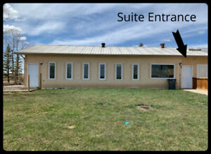 ACREAGE RENTAL - Incl Utilities - Pets Allowed - Available Now!