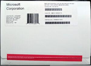 MS Windows Server 2012 R2 Essentials 2 CPU 2 VM 64-Bit OEM