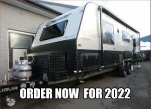 2021 Crusader KINGSMAN MY21 Caravan Unanderra Wollongong Area Preview