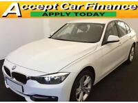 BMW 318 2.0TD ( 143bhp ) ( s/s ) 2013MY d Sport FROM £65 PER WEEK