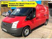 2013 FORD TRANSIT 2.2 300 LWB MEDIUM ROOF Panel Van 2.4, 330 350 MWB High Roof