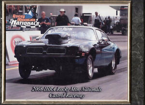 Pontiac Firebird Race Car