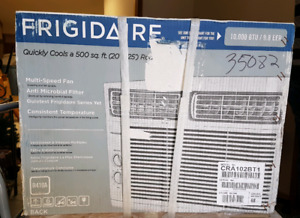 Brand new in box Frigidaire 10,000 BTU window air conditioner