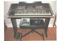 Model XE-1 Hammond Organ