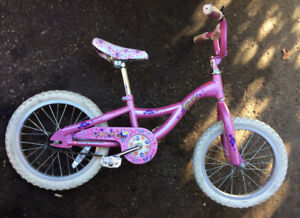 "16"" Girls bike"