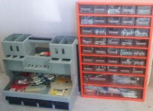 Tool Box and Storage Cabinet