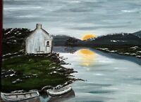 Local Halifax artist painting for sale