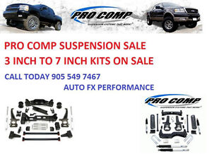 PRO COMP SUSPENSION SUPER SALE  TIME TO SAVE $$$$$