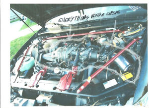 SUPERCHARGER out of a Pontiac Grand Prix Coupe (2 door)