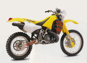 Looking for Rmx250 or other street legal 2stroke