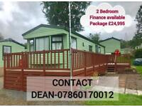 Static caravan for sale Penrith Lake District Ullswater Cumbria bowness 11 month